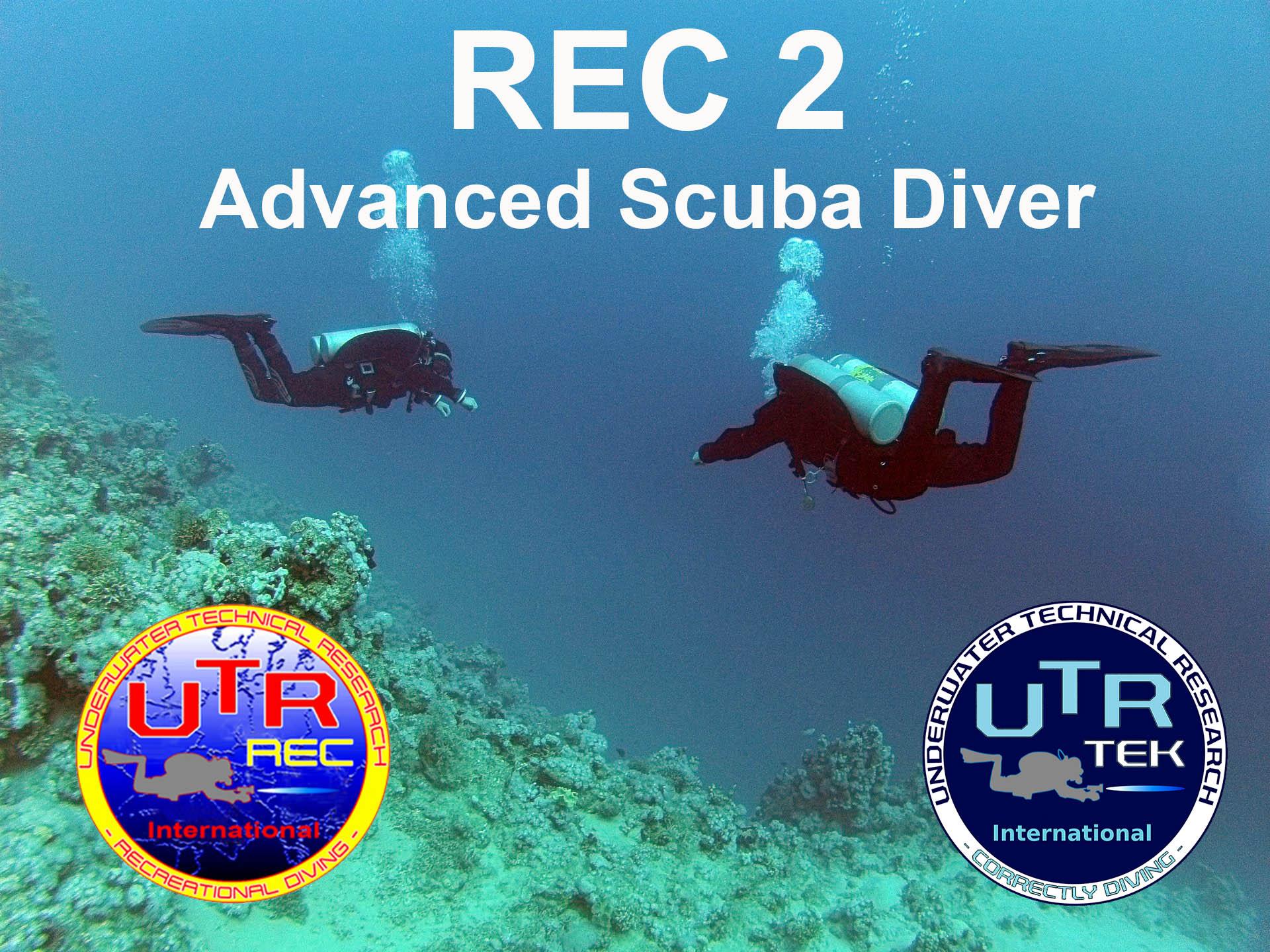 REC 2 - ADVANCED SCUBA DIVER