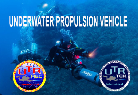 UNDERWATER PROPULSION VEHICLE