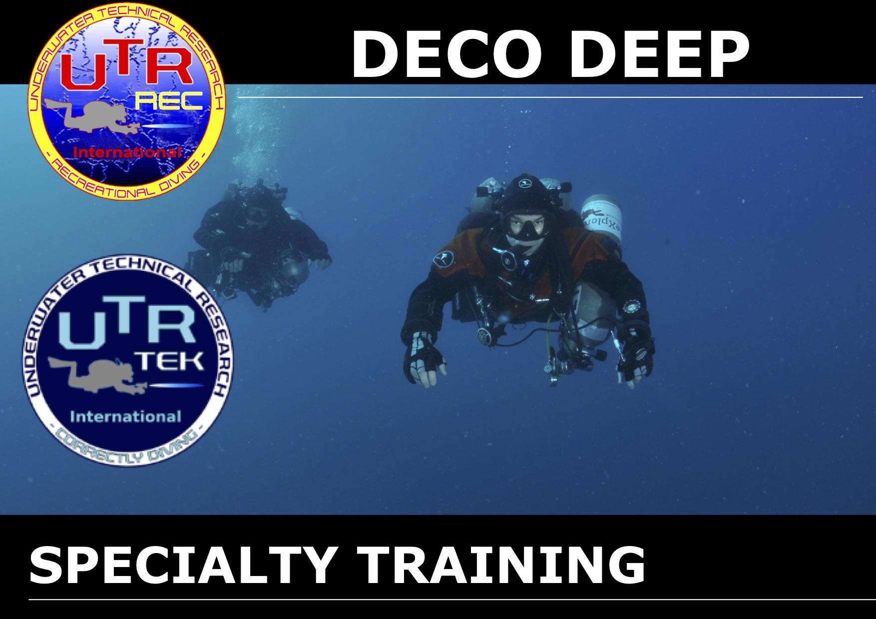 DECO DEEP DIVING