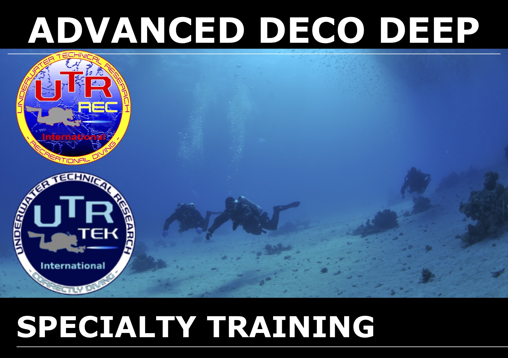 ADVANCED DECO DEEP DIVING