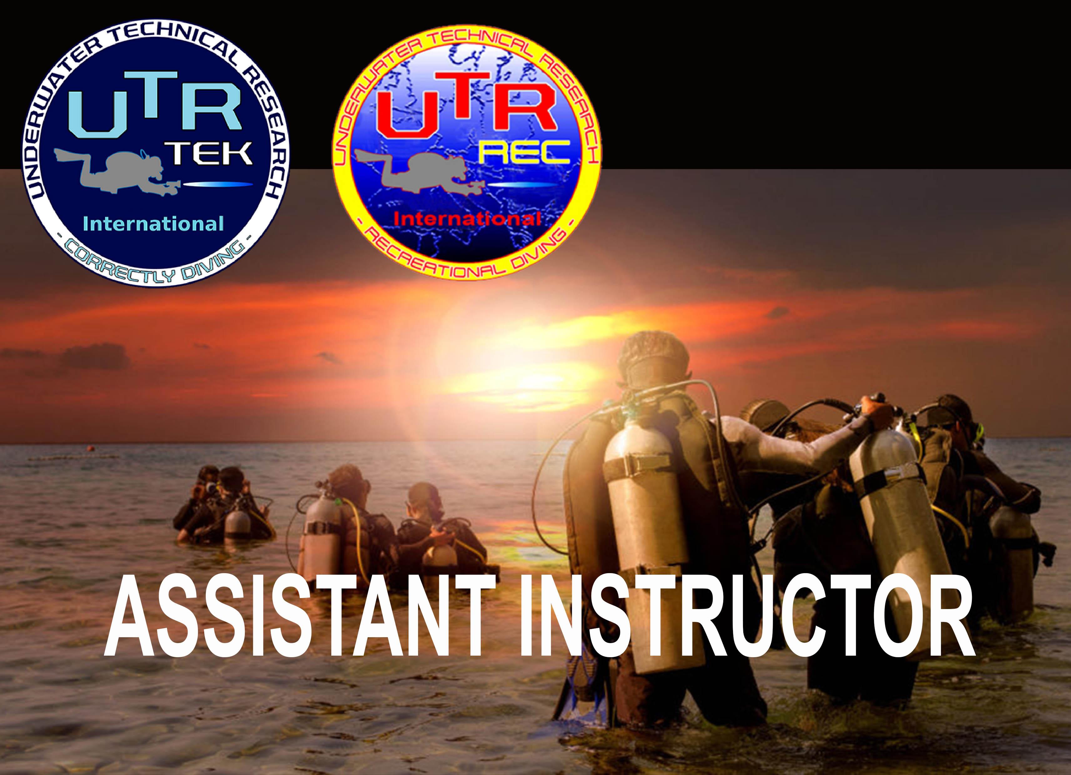 REC 4 - ASSISTANT INSTRUCTOR