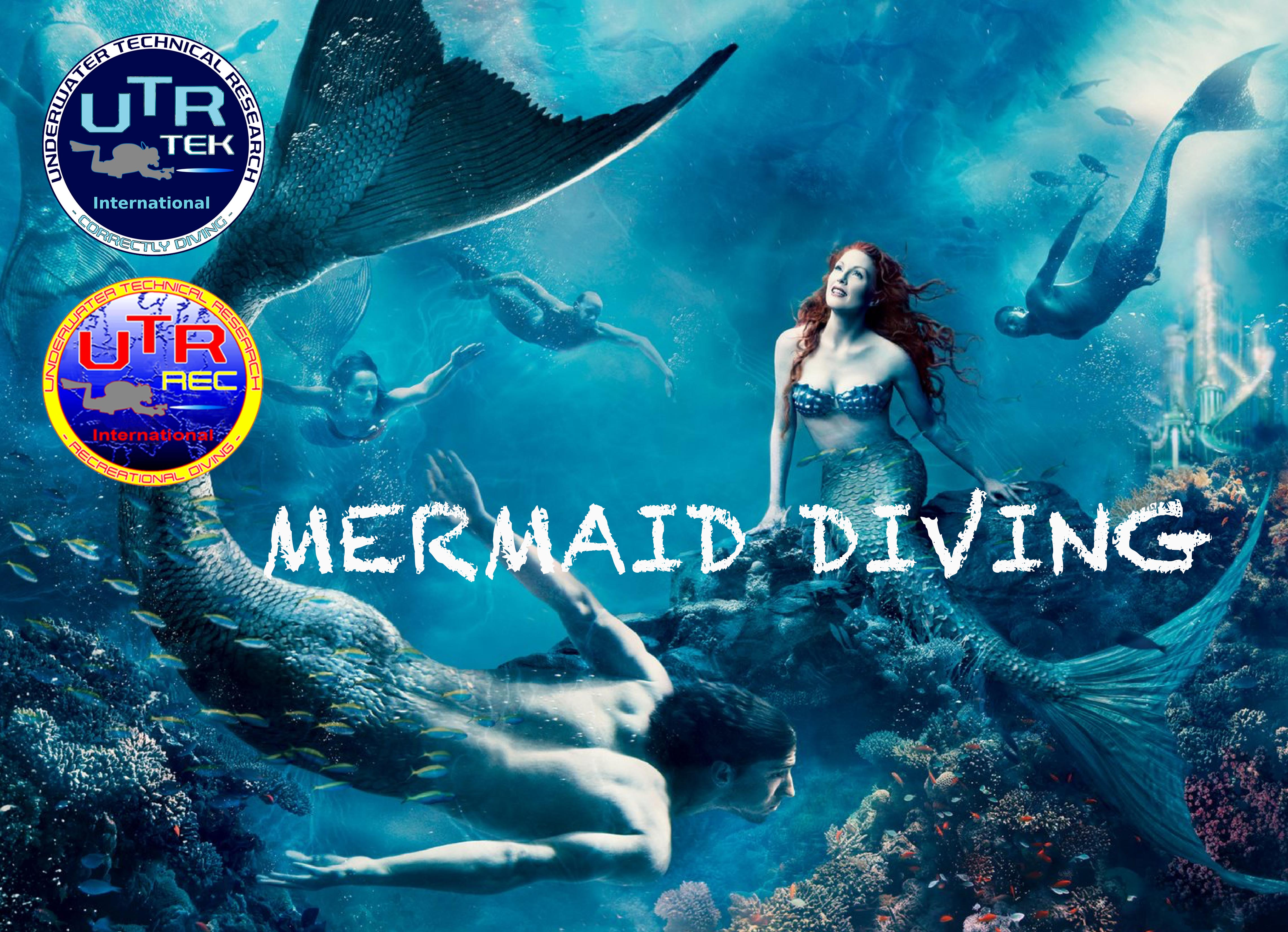 MERMAID DIVING Syrena