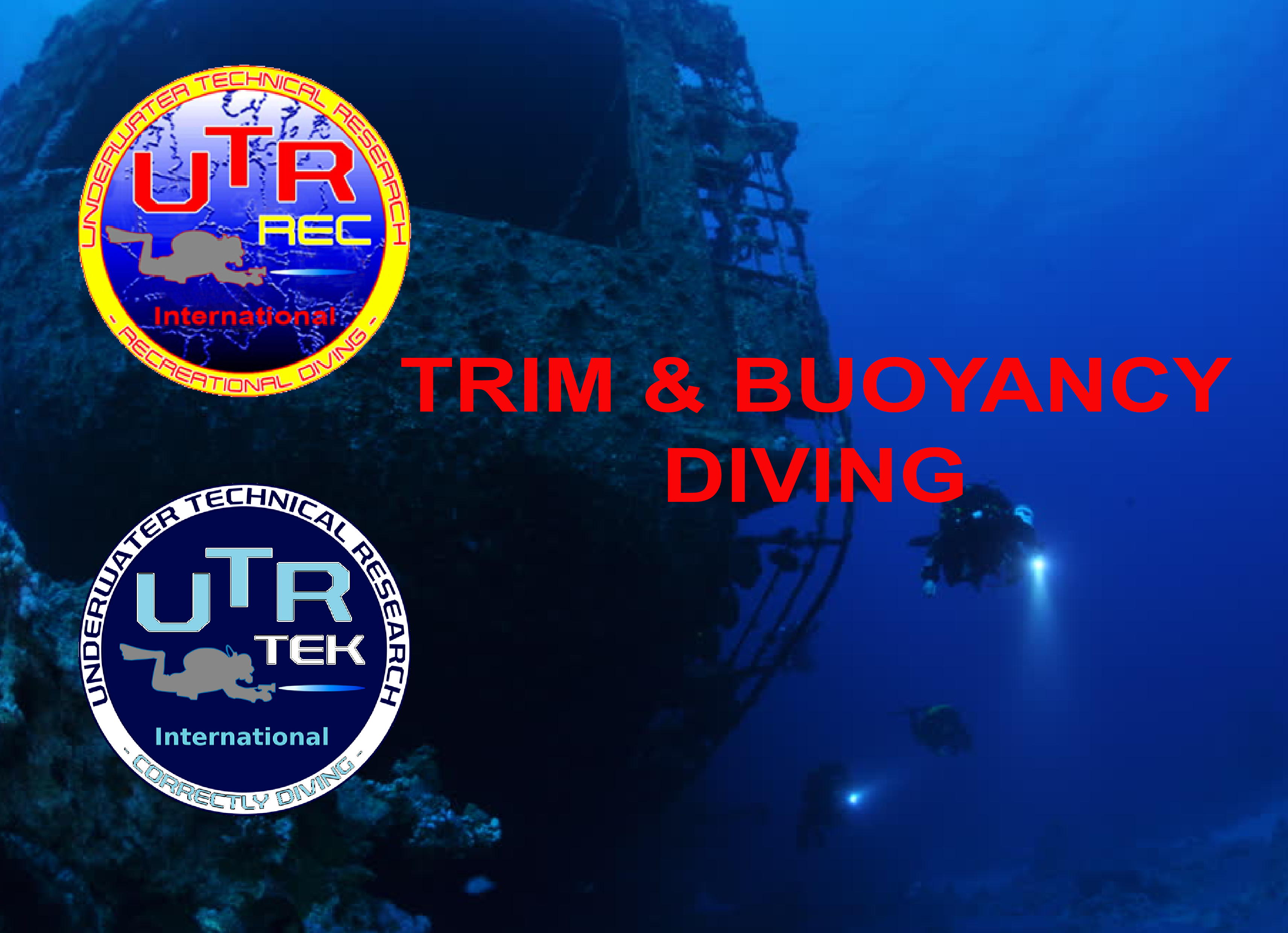 TRIM & BUOYANCY DIVING